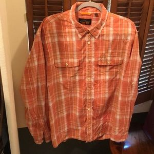 Orvis Trout Bum button up- XL